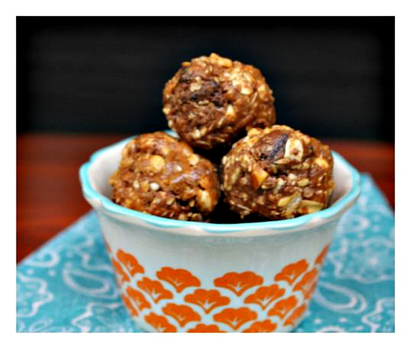 Successfully Living With Diabetes + No Bake Peanut Butter Energy Balls Recipe